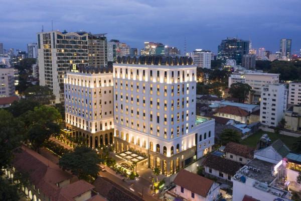 Free & Easy Kỳ nghỉ tại Khách sạn Mai House Saigon 5 sao 2 ngày 1 đêm