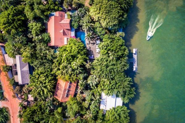 Free & Easy Kỳ nghỉ tại An Lâm Retreats Saigon River 5 sao 2 ngày 1 đêm