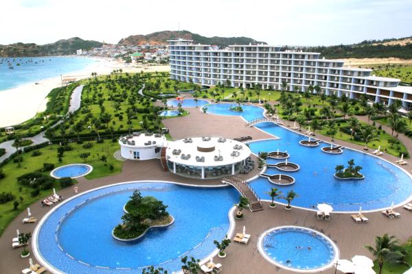 Combo kỳ nghỉ Quy Nhơn tại FLC Luxury Hotel 5 sao 2 ngày 1 đêm