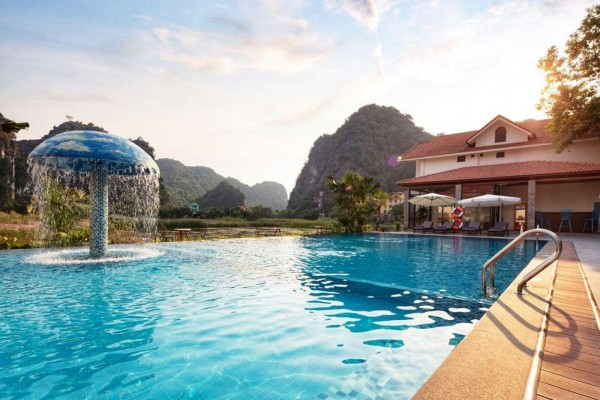 Free & Easy Kỳ nghỉ Tam Cốc La Montagne Resort & Spa 4 sao 2 ngày 1 đêm