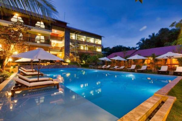 Kỳ nghỉ Phú Quốc Ahaveda resort 3 sao 3 ngày 2 đêm