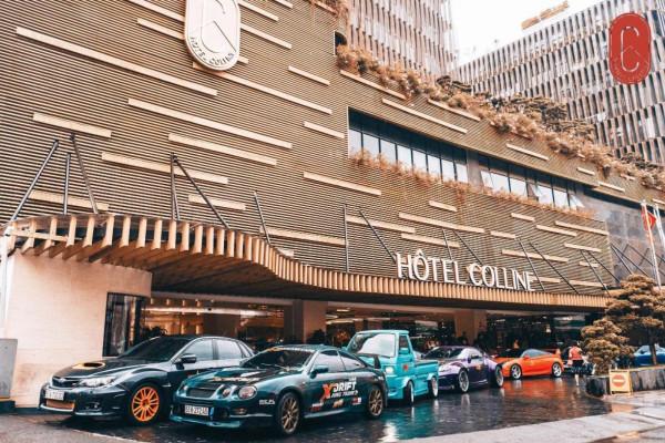 Combo nghỉ dưỡng Đà Lạt tại Hotel Colline 4 sao 3N2D