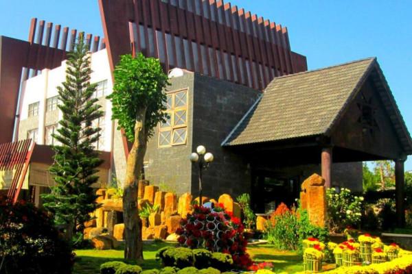 Combo nghỉ dưỡng ở Buôn Mê Thuật tại resort Legend Coffee 3 sao 3N2Đ