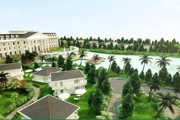 Combo kỳ nghỉ 5 sao tại FLC Vĩnh Phúc resort 2 ngày 1 đêm
