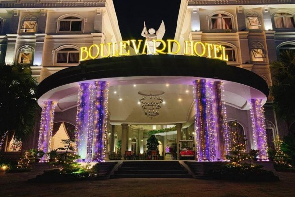 Combo nghỉ dưỡng Hà Nội - Phú Quốc tại Boulevard Hotel 3 sao 3 ngày 2 đêm