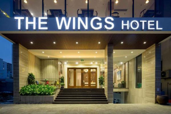 Combo nghỉ dưỡng Hà Nội - Đà Nẵng tại The Wings Hotel 3 sao 3 ngày 2 đêm