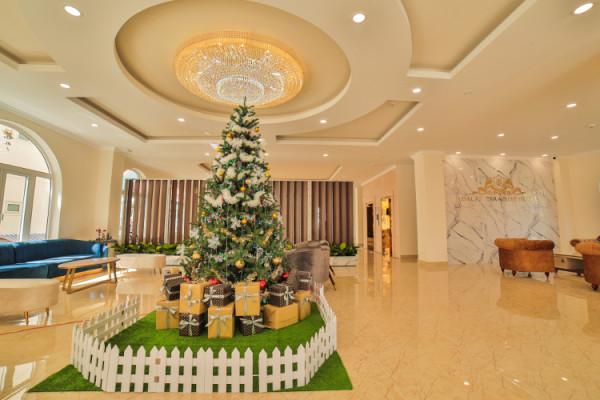 Combo nghỉ dưỡng Hà Nội - Đà Lạt tại Đà Lạt Paradise Hotel 3 sao 3 ngày 2 đêm