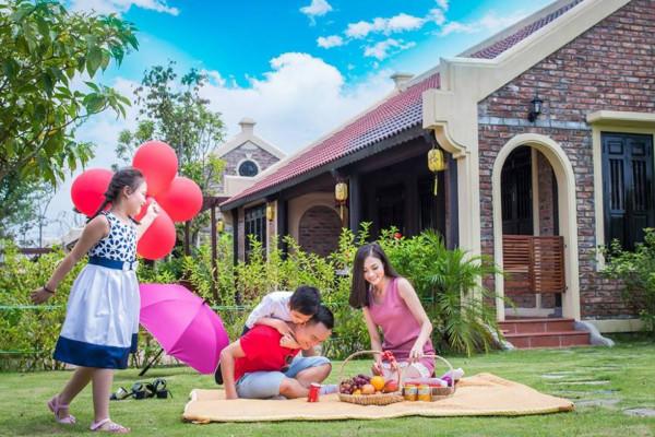 Free & Easy kỳ nghỉ tại Vườn Vua Resort & Villas 2 ngày 1 đêm - khởi hành từ Hà Nội