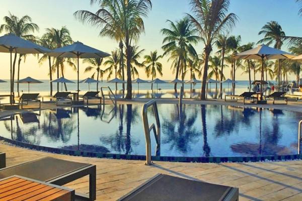 Combo nghỉ dưỡng ở Phú Quốc tại Novotel Hotel & Resort 5 sao 3 ngày 2 đêm