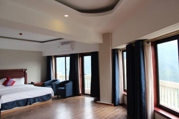 Combo Free & Easy tại khách sạn Sapa Charm 4 sao 2 ngày 1 đêm