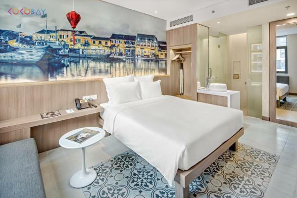 Combo du lịch Đà Nẵng tại Cocobay Boutique Hotel Đà Nẵng 4 sao 3 ngày 2 đêm