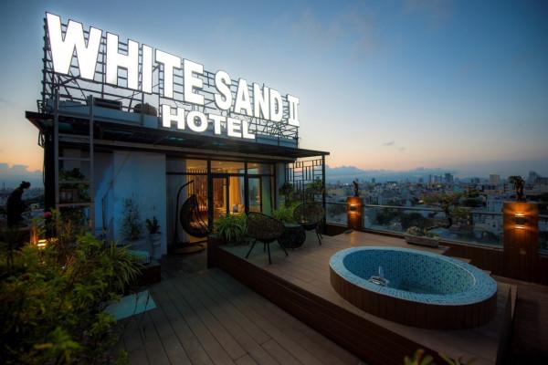Free & Easy - Kỳ nghỉ tại Đà Nẵng ở Khách sạn White Sand II Hotel 3 sao  - Khởi Hành Từ Hồ Chí Minh