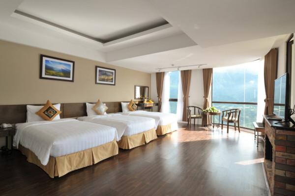 Free & Easy kỳ nghỉ Sapa tại Amazing Hotel 4 sao 2 ngày 1 đêm - khởi hành từ Hà Nội