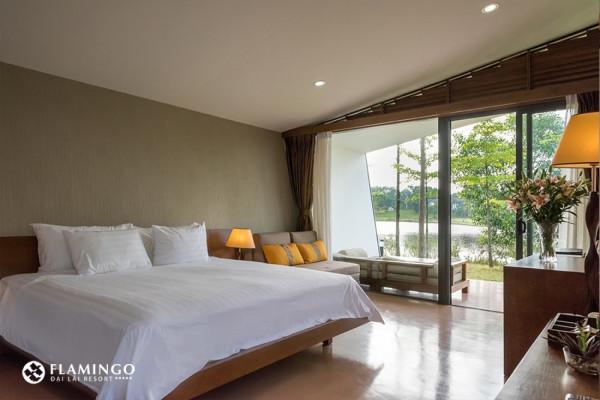 Free & Easy Kỳ nghỉ 5 sao tại Flamingo Đại Lải Resort (Ưu đãi đặc biệt: ở 5 sao với giá 3 sao)