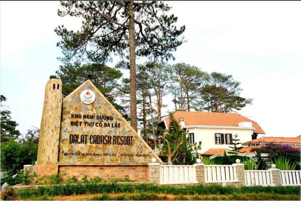 Free & Easy Hồ Chí Minh - Dalat Cadasa Resort 3 sao