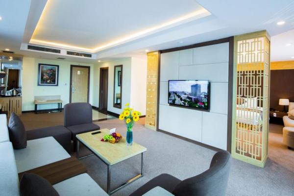 Combo Buôn Ma Thuột tại Mường Thanh Luxury Hotel 5 sao 3 ngày 2 đêm - từ Hà Nội