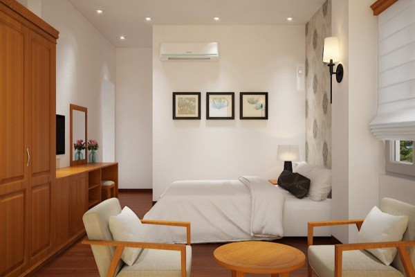 Combo Free & Easy Quy Nhơn: vé máy bay khứ hồi + 2 đêm khách sạn 3 sao Trung tâm thành phố