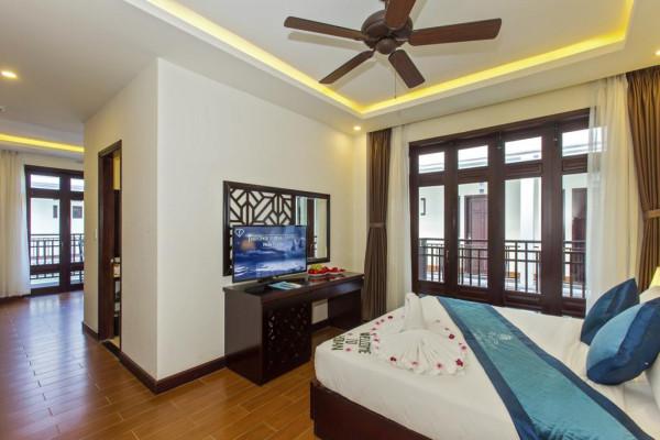 Free & Easy kỳ nghỉ tại khách sạn Hùng Anh 3 sao Đà Nẵng - khách sạn Pearl River 4 sao Hội An 4 ngày 3 đêm
