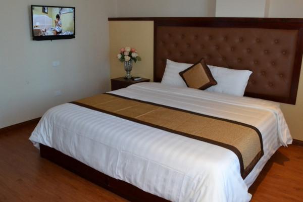 Free & Easy kỳ nghỉ ở Hạ Long tại khách sạn Kenny 3 sao 2 ngày 1 đêm