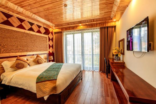 Free & Easy kỳ nghỉ Sapa tại khách sạn Green Sapa 3 sao 2 ngày 1 đêm - khởi hành từ Hà Nội