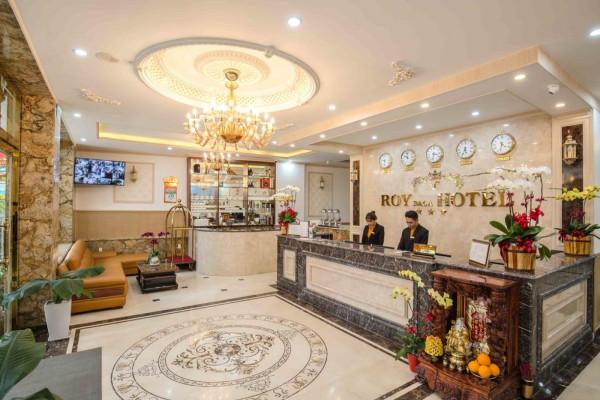 Combo kỳ nghỉ ở Đà Lạt tại Roy Dala Hotel 3 sao 3 ngày 2 đêm