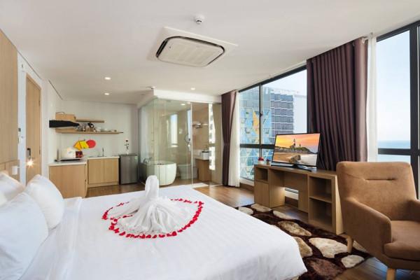 Free & Easy kỳ nghỉ ở Nha Trang tại Smile Hotel 3 sao 3 ngày 2 đêm