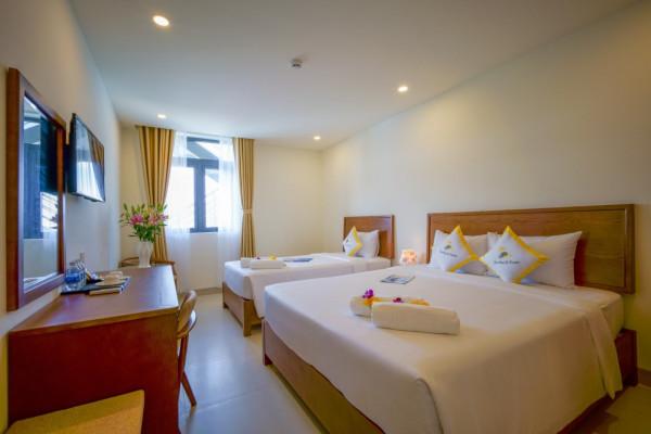 Gói Free & Easy - Kỳ nghỉ tại Phú Quốc ở Khách sạn OLA 3 sao 3N2Đ - Khởi hành từ TP.HCM