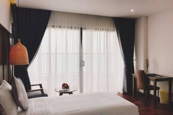 Free and Easy- Kỳ nghỉ tại Vũng Tàu CAO Hotel  2N1Đ