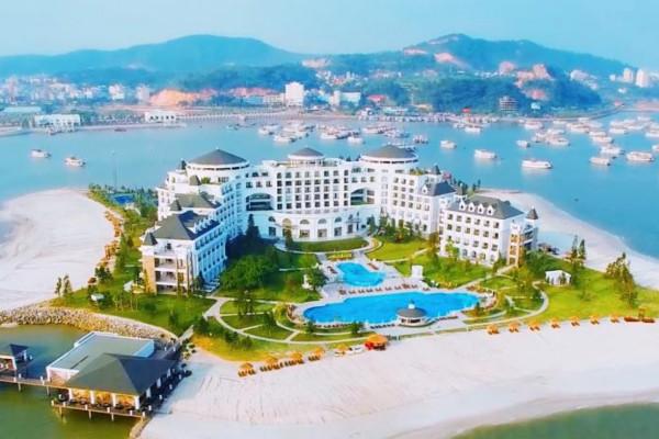 Free & Easy Nghỉ dưỡng Vinpearl Hạ Long Bay Resort 5 sao 3 ngày 2 đêm