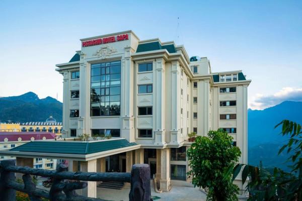 Combo kỳ nghỉ Sapa tại Pistachio Hotel Sapa 4 sao 2 ngày 1 đêm - Khởi hành từ Hà Nội