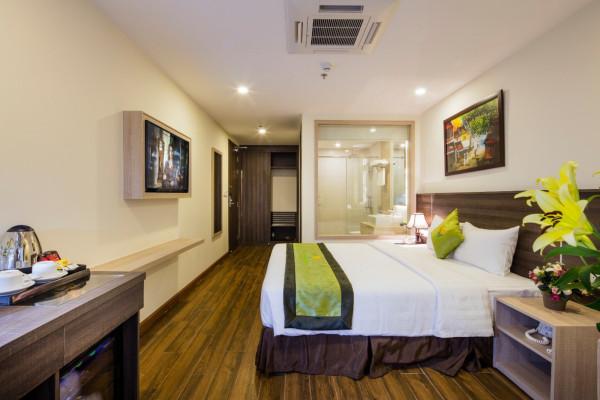 Free & Easy Combo kỳ nghỉ ở Nha Trang tại Green Light House 4 sao 3D2N