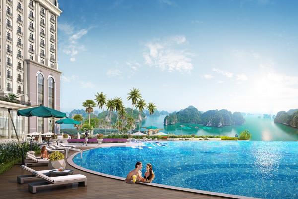Combo kỳ nghỉ Hạ Long tại FLC Grand Hotel 5 sao 2 ngày 1 đêm
