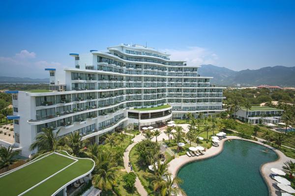 Combo kỳ nghỉ Nha Trang tại Cam Ranh Riviera Beach Resort & Spa 5 sao 3 ngày 2 đêm - Khởi hành từ Hà Nội