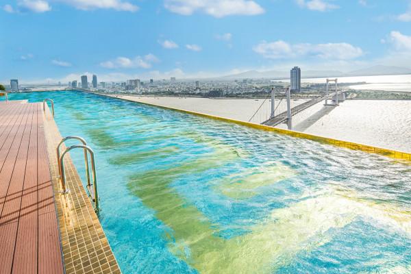 Combo kỳ nghỉ Đà Nẵng tại Danang Golden Bay hotel 5 sao 3 ngày 2 đêm