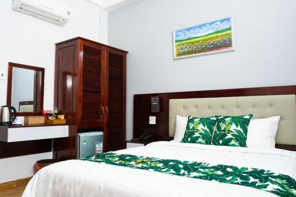 Combo kỳ nghỉ Quy Nhơn tại Flora Quy Nhơn Hotel 3 sao 3 ngày 2 đêm