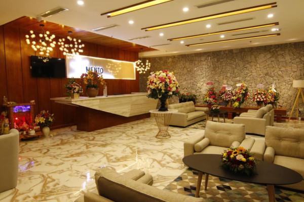 Combo kỳ nghỉ Quy Nhơn tại Mento Hotel 3 sao 3 ngày 2 đêm