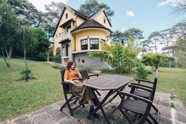 Combo kỳ nghỉ  Đà Lạt tại Ana Mandara Villas Dalat Resort & Spa 5 sao 3 ngày 2 đêm