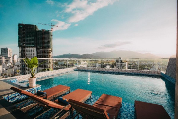 Free & Easy Combo kỳ nghỉ ở Nha Trang tại Le's Cham Hotel Nha Trang 4 sao 3N2Đ