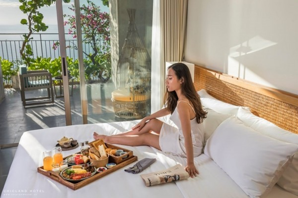 Combo kỳ nghỉ Đà Nẵng tại Chicland Hotel 4 sao 3 ngày 2 đêm