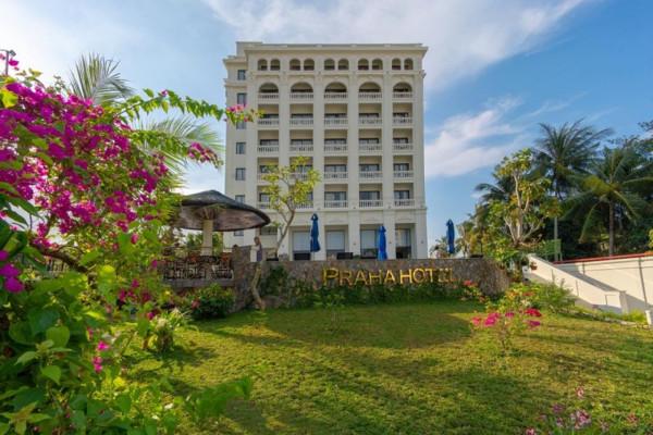 Combo kỳ nghỉ Phú Quốc tại Praha hotel 3 sao 3 ngày 2 đêm