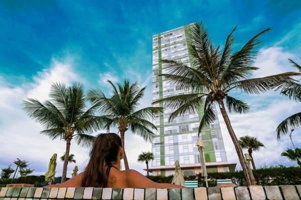 Combo kỳ nghỉ Đà Nẵng tại Fusion Suite Danang Beach Hotel 4 sao 3 ngày 2 đêm