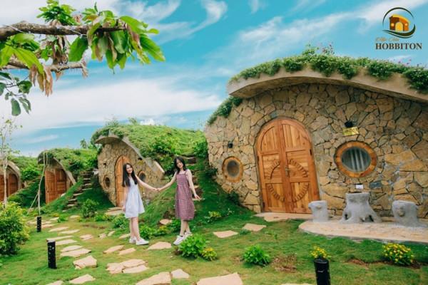 Combo kỳ nghỉ tại Homestay Hobbiton Mộc Châu 2 ngày 1 đêm