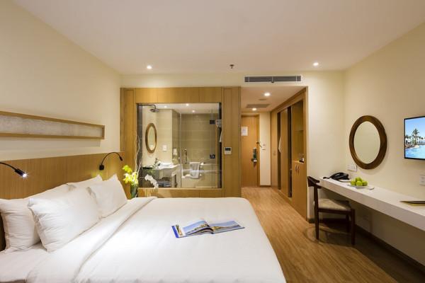 Combo nghỉ dưỡng Nha Trang tại StarCity Hotel 4 sao 3 ngày 2 đêm