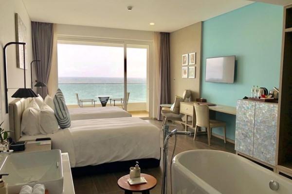 Combo kỳ nghỉ Phú Quốc tại Seashells Hotel & Spa 5 sao 3 ngày 2 đêm