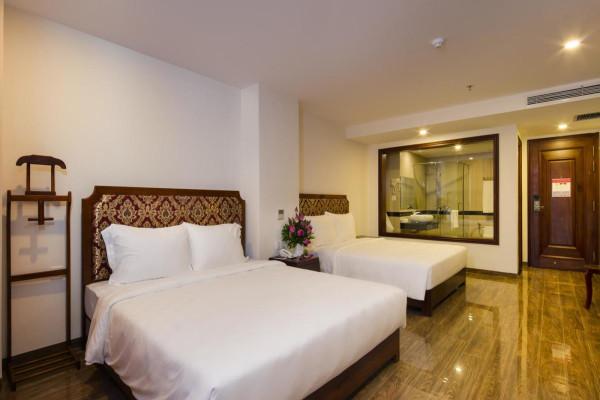 Gói Free & Easy - Kỳ nghỉ tại Nha Trang ở Khách sạn RED SUN 4 sao  3N2Đ - Khởi hành từ TP.HCM