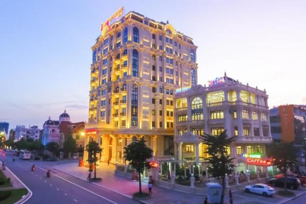 Combo du lịch Hạ Long nghỉ dưỡng Dragon Legen Hotel 4 sao 2 ngày 1 đêm
