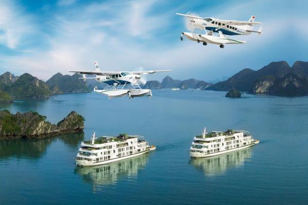 Combo du lịch Hạ Long - Lan Hạ nghỉ dưỡng Era Cruise 2N1Đ