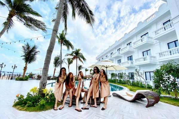 Combo kỳ nghỉ Quy Nhơn tại Seaside Boutique Hotel Quy Nhơn 4 sao 3 ngày 2 đêm