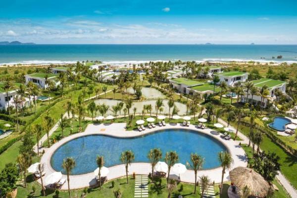 Combo kỳ nghỉ Nha Trang tại Cam Ranh Riviera Beach Resort & Spa 5 sao 3 ngày 2 đêm - Khởi hành từ Hồ Chí Minh