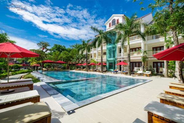 Combo Kỳ nghỉ Phú Quốc tại Chez Carole Center Resort & Spa 4 sao 3 ngày 2 đêm